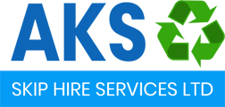 AKS Skip Hire Services Ltd Logo