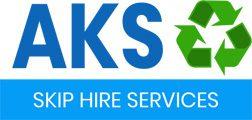 AKS Skip Hire Services Logo