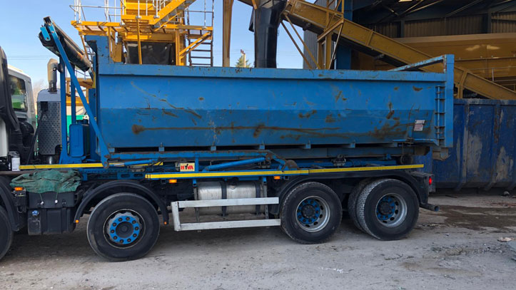 Roll on, Roll off Skip Hire